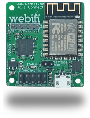 Webifi WiFi Chip